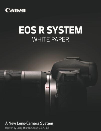 Canon EOS R White Paper