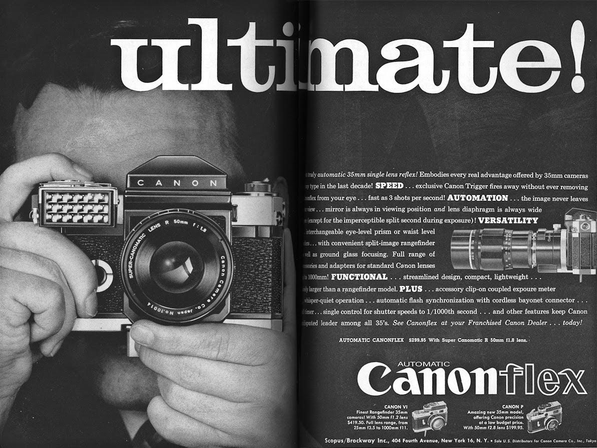 Canonflex Ad