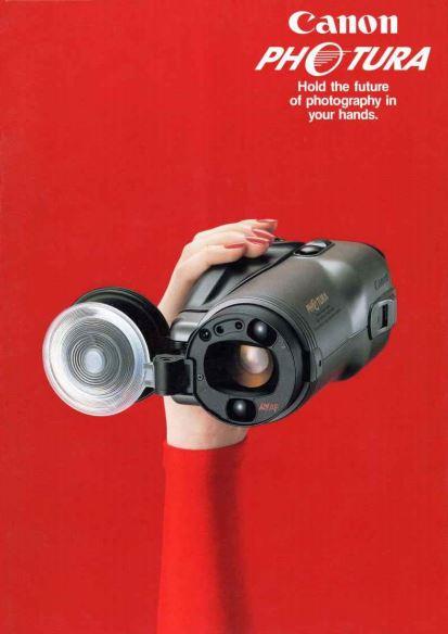 Canon Photura Sales Brochure