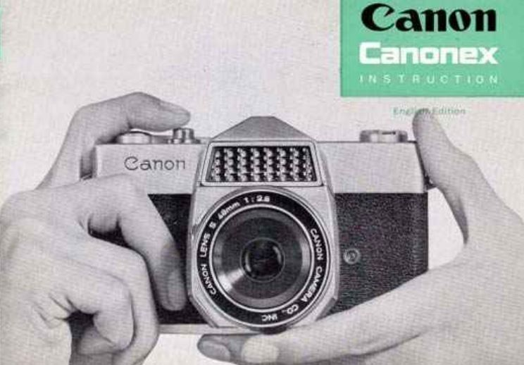 Canonex User Manual