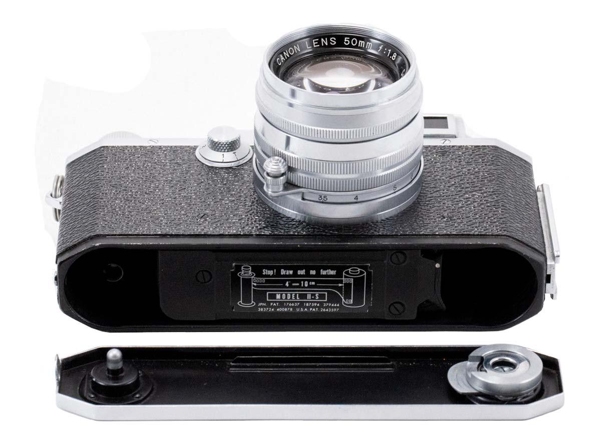 Canon Model IIS