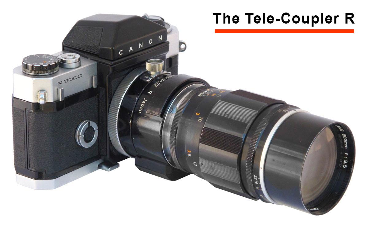 Canon Tele-Coupler R