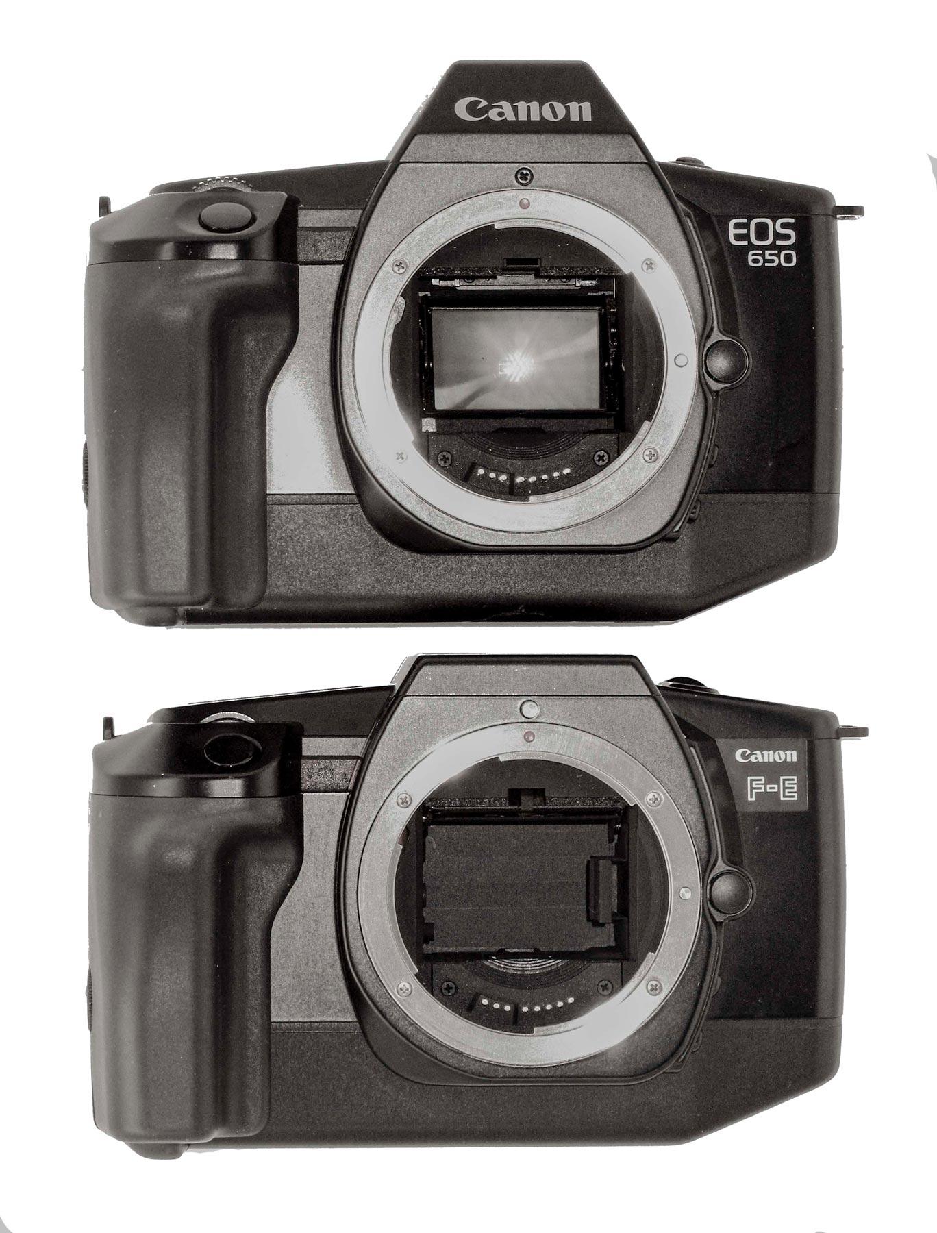 Canon F-E Camera