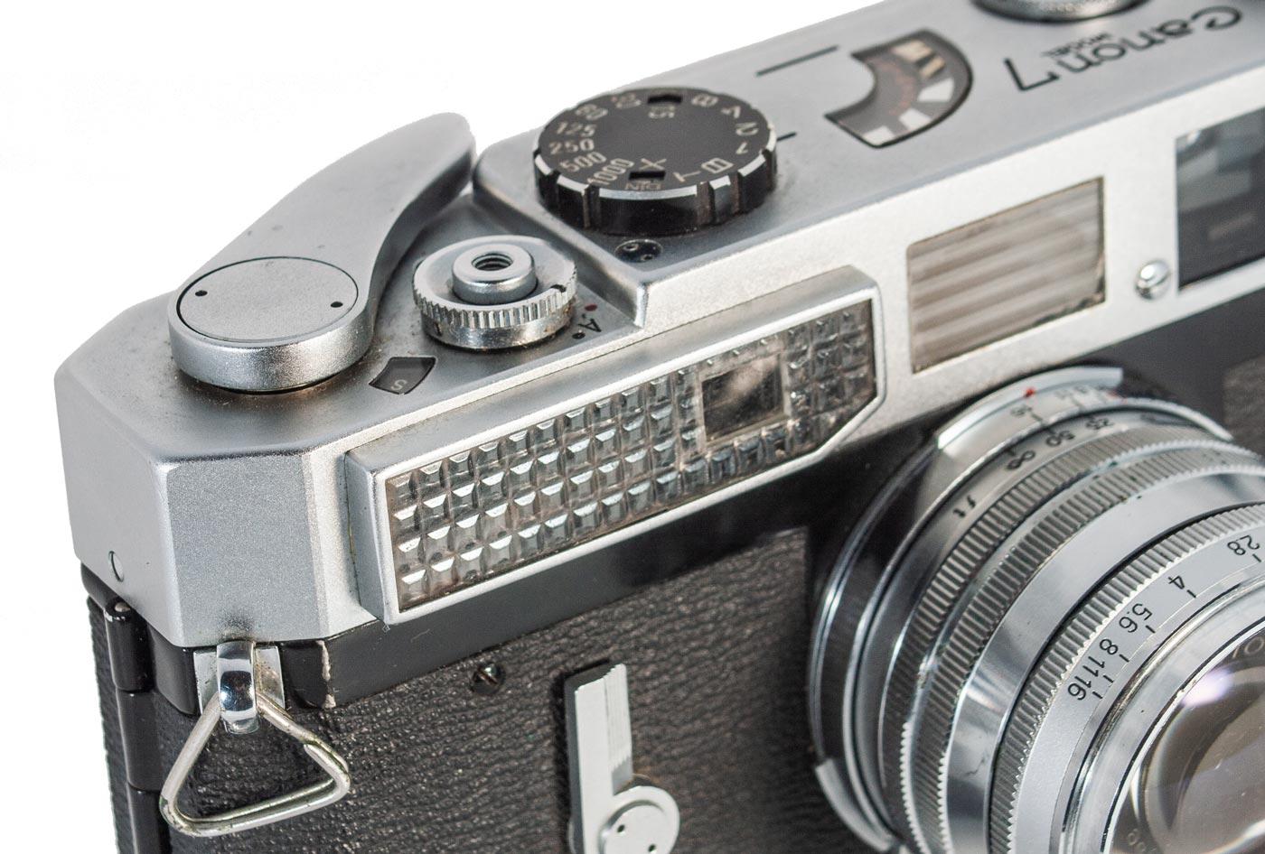 Canon Model 7