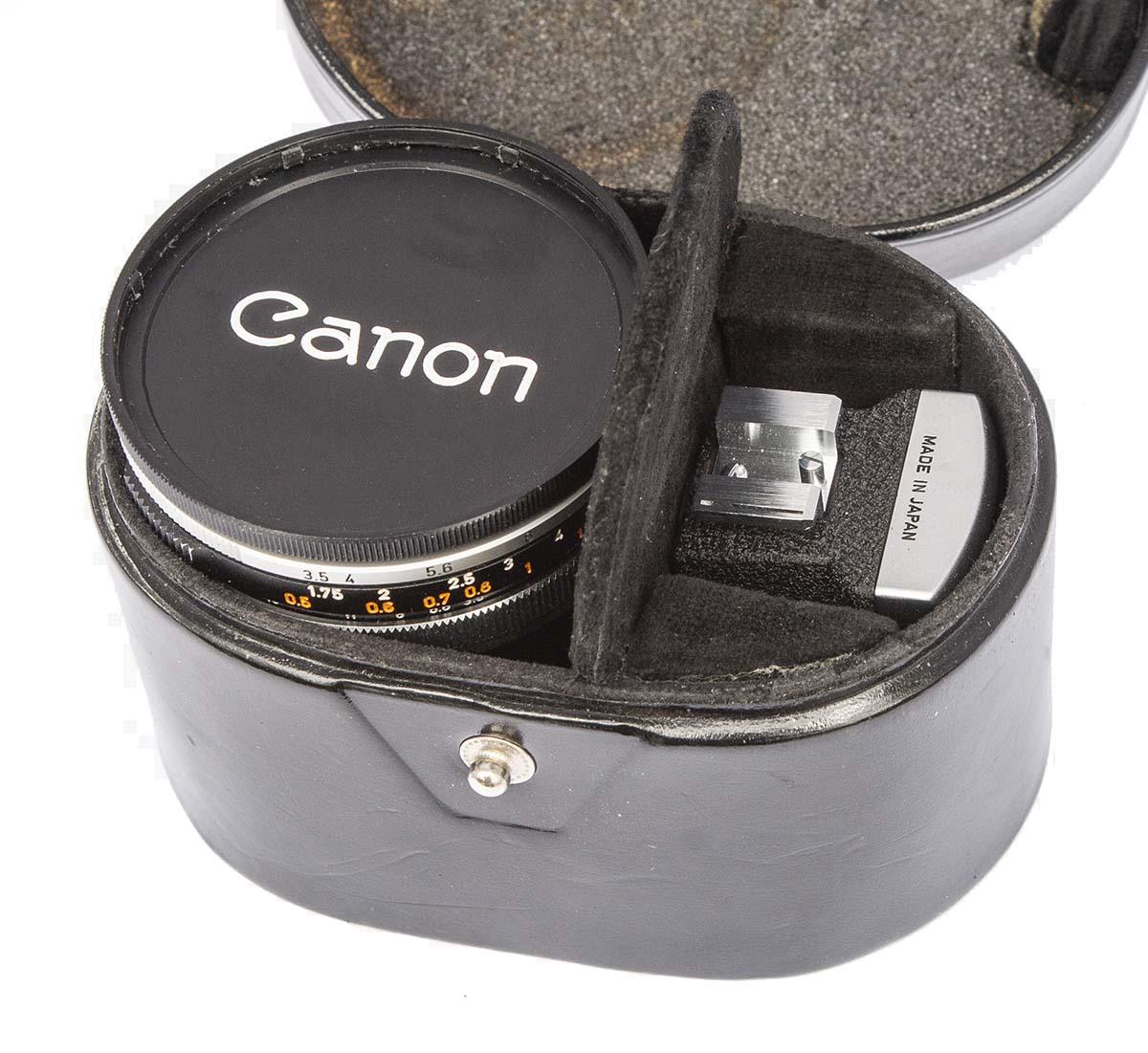 Canon FL 17mm f3.5