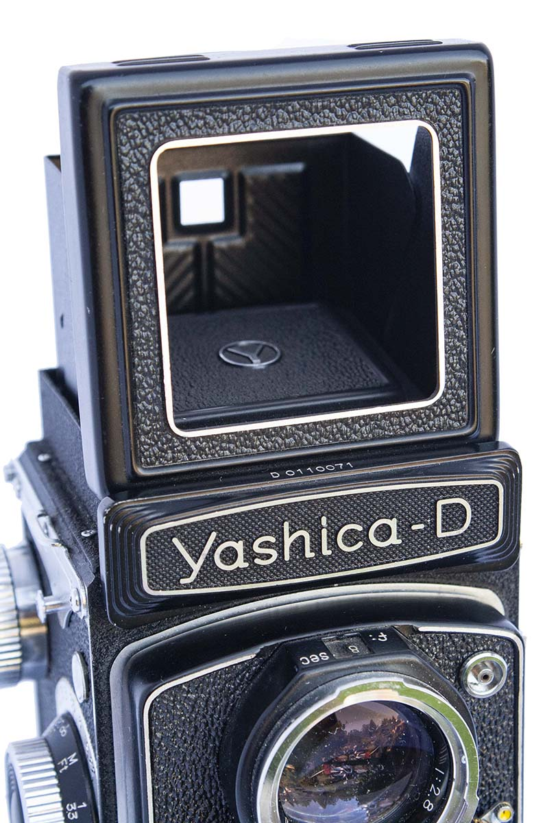 Yashica D