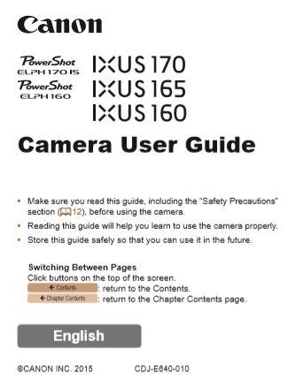 Powershot SD3500 User Manual
