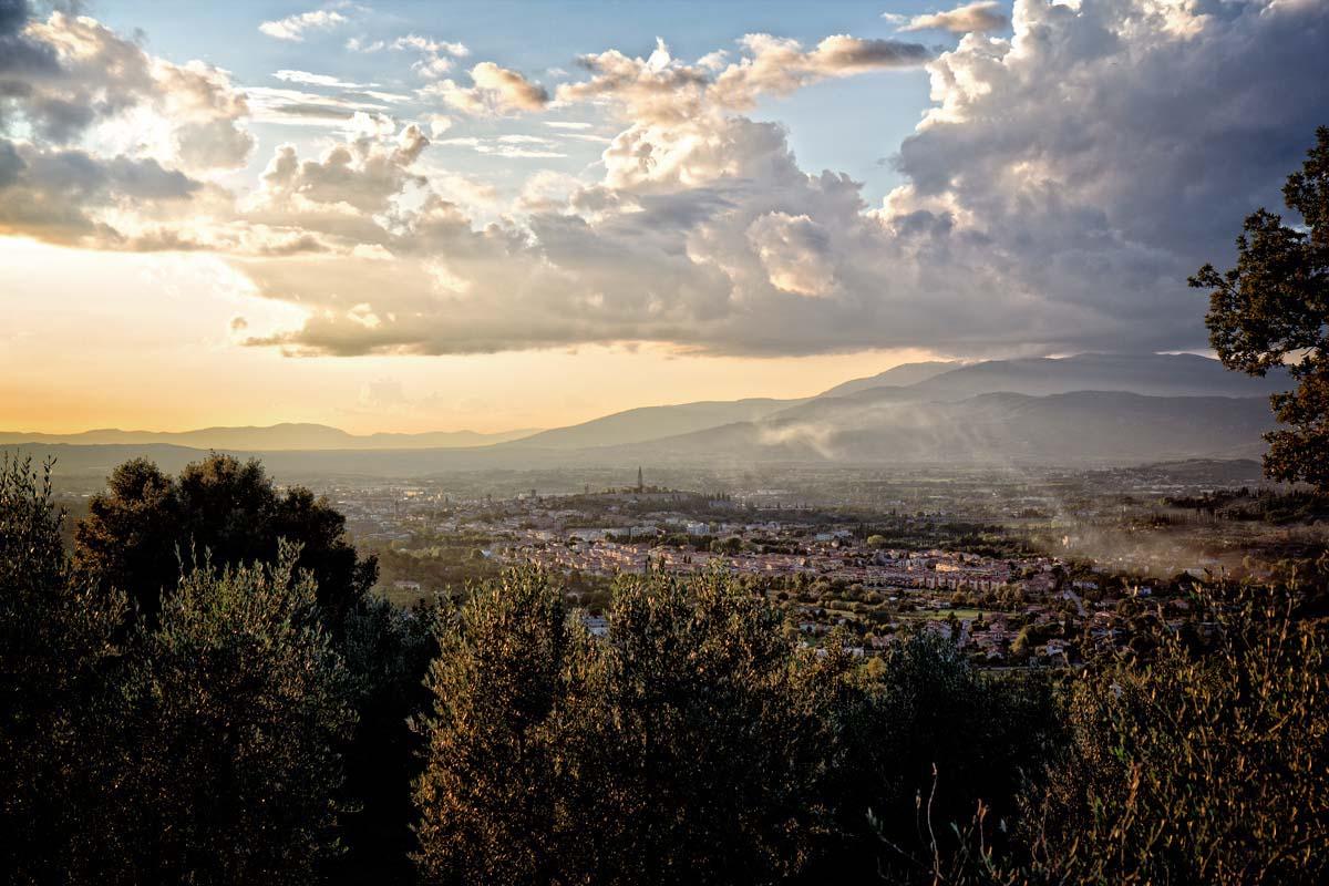 Arezzo Evening