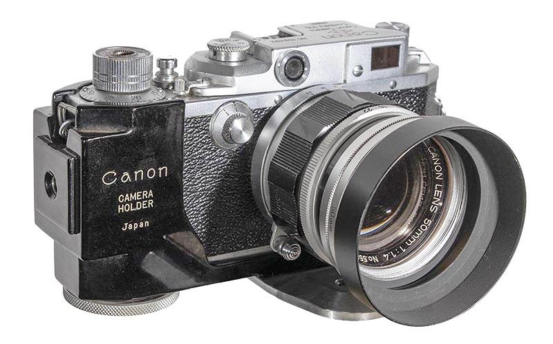 Canon Camera Holder