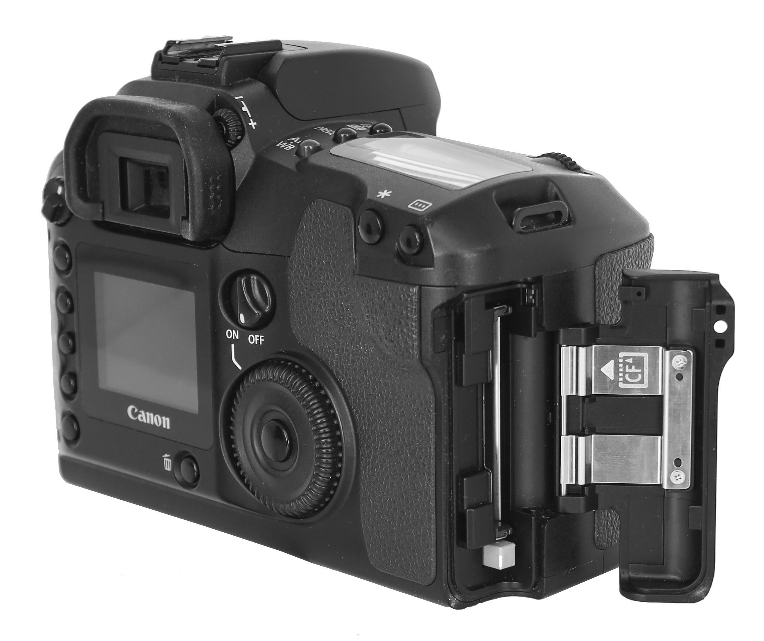 Canon EOS D30 Camera