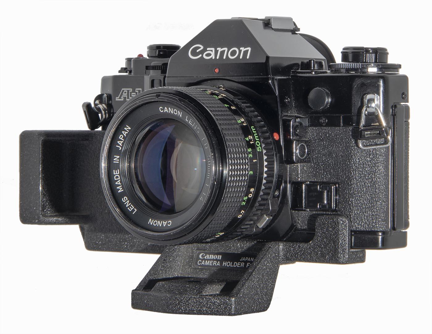 Canon Camera Holder F3