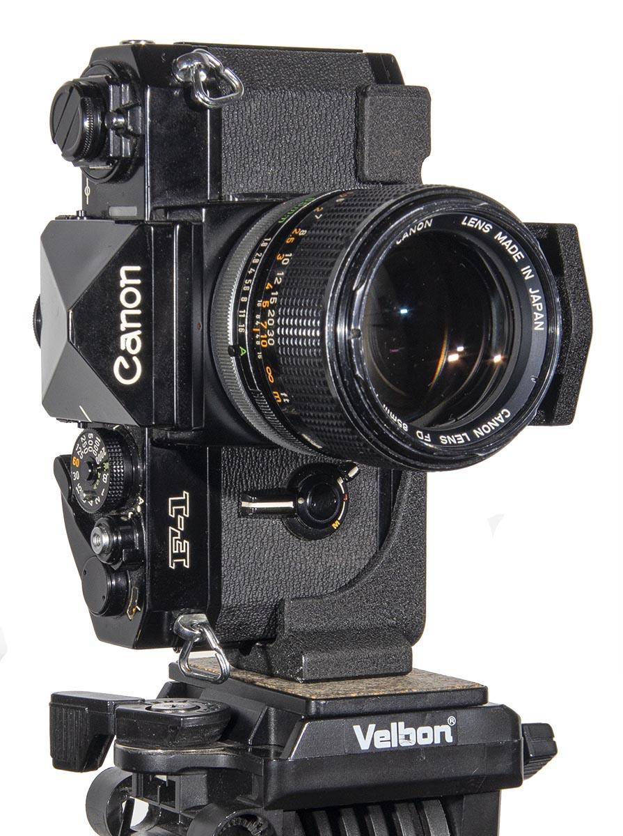 Canon Camera Holder F