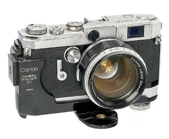 Canon Camera Holder Vt