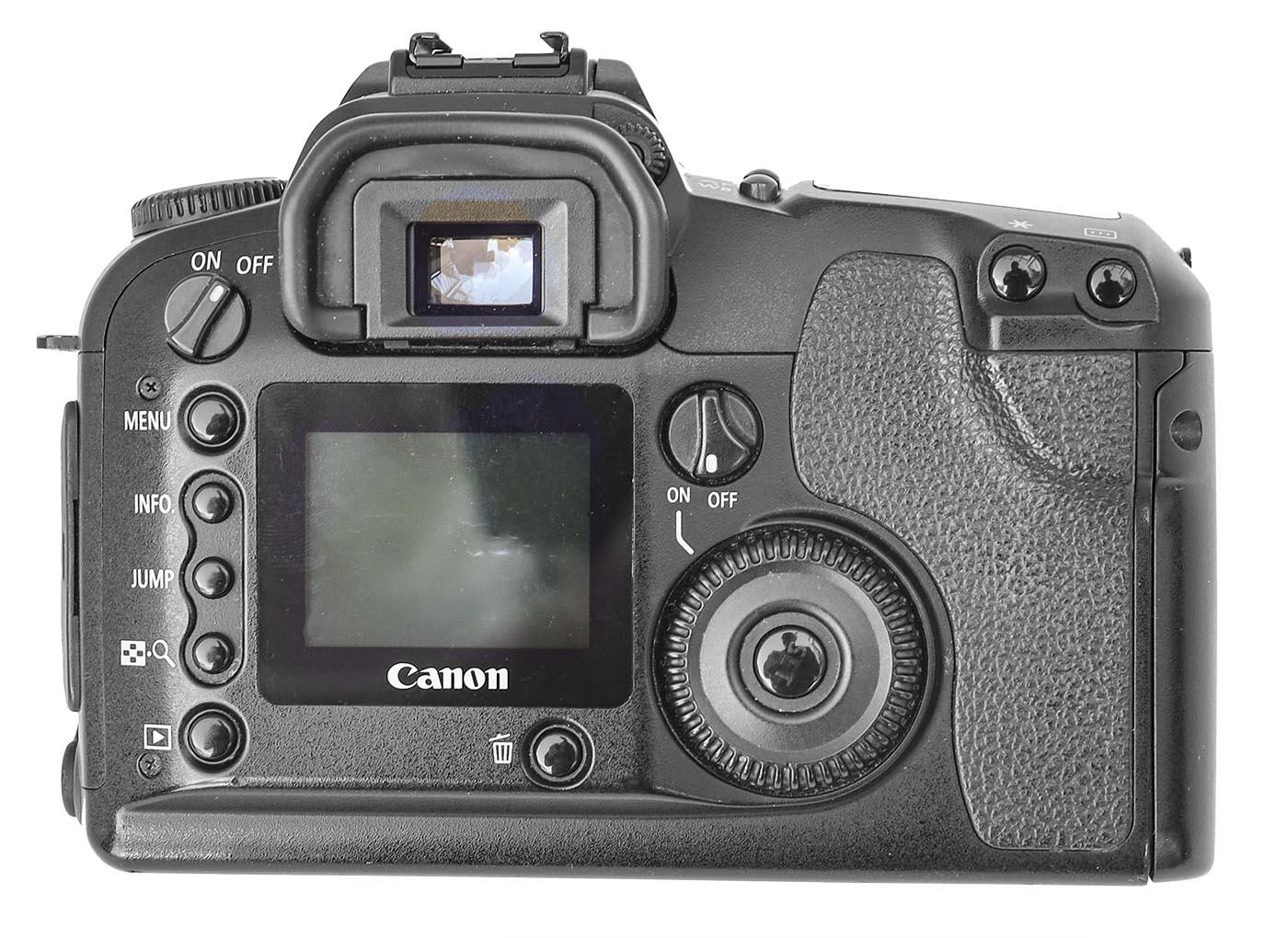 Canon EOS D60 Camera