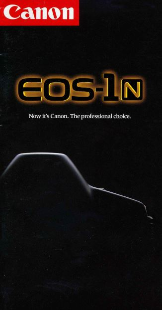 EOS 1N Brochure
