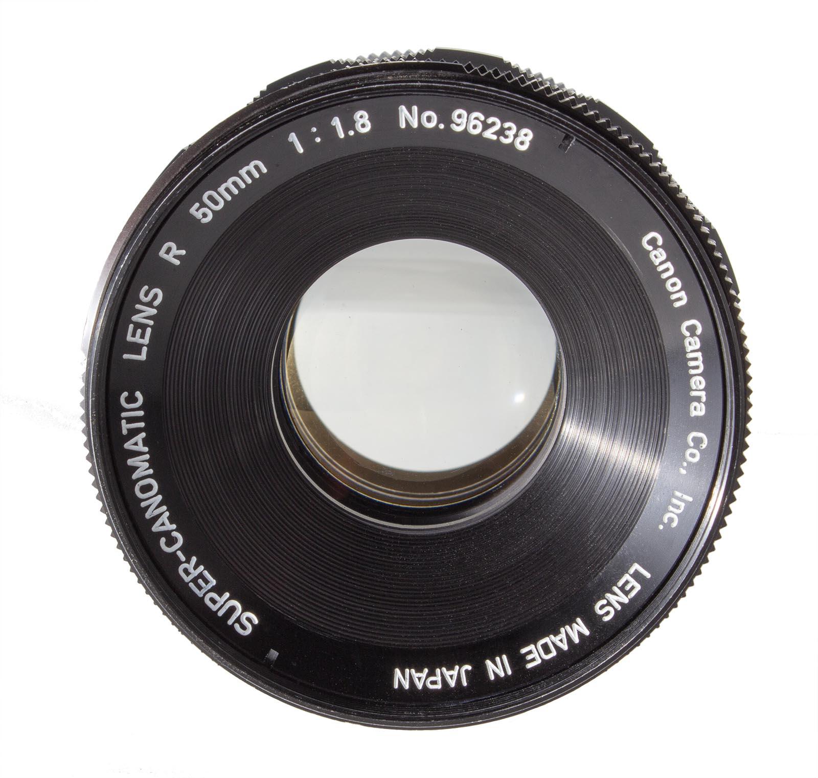 Canon R 50mm f/1.8 Lens