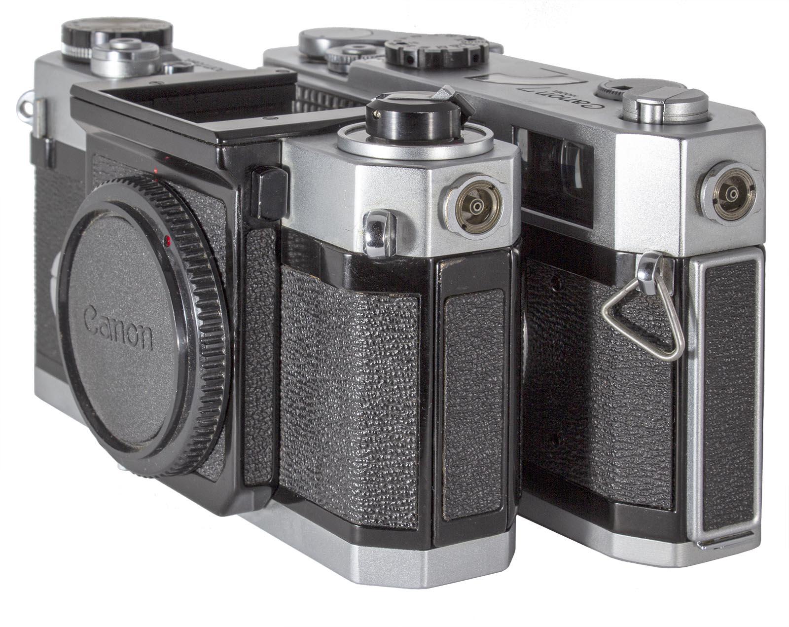 Canon Canonflex Camera