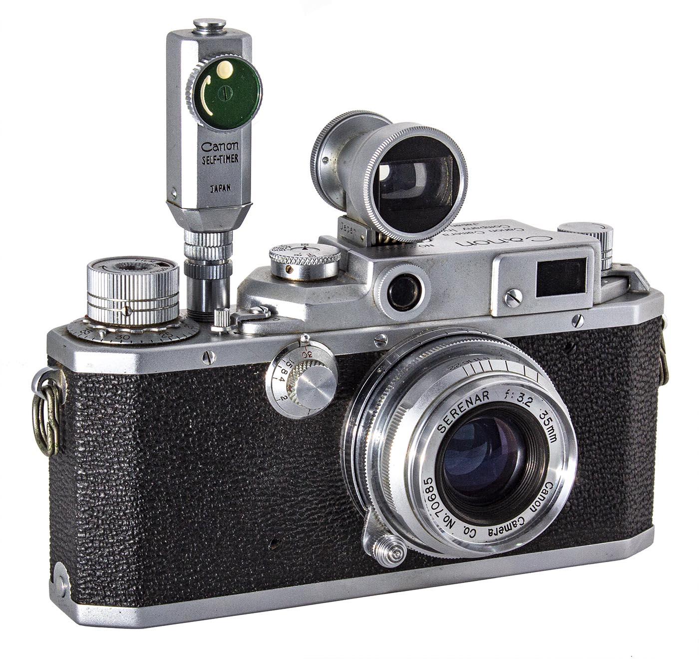 Canon II D2 Camera