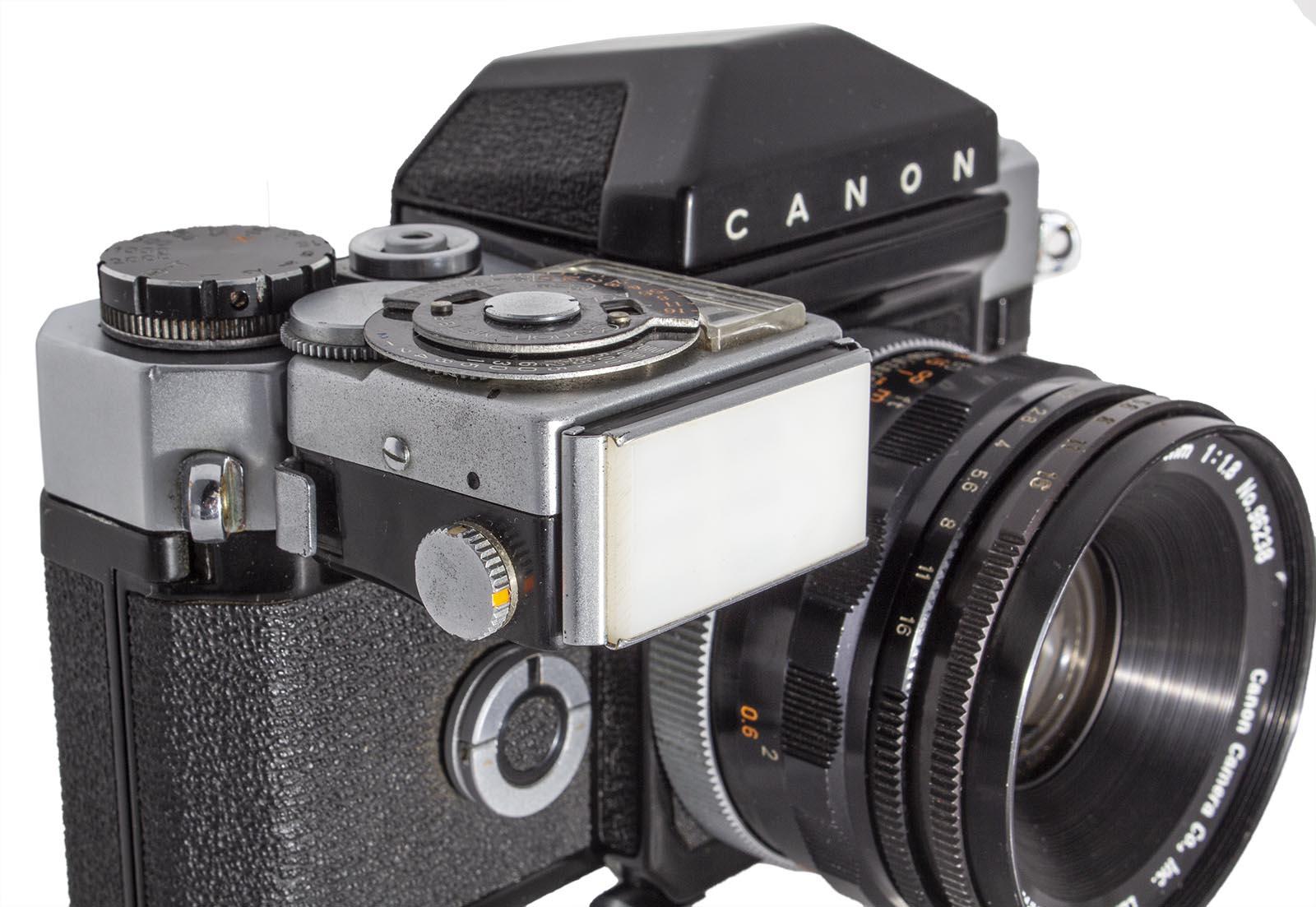 Canon Light Meter R