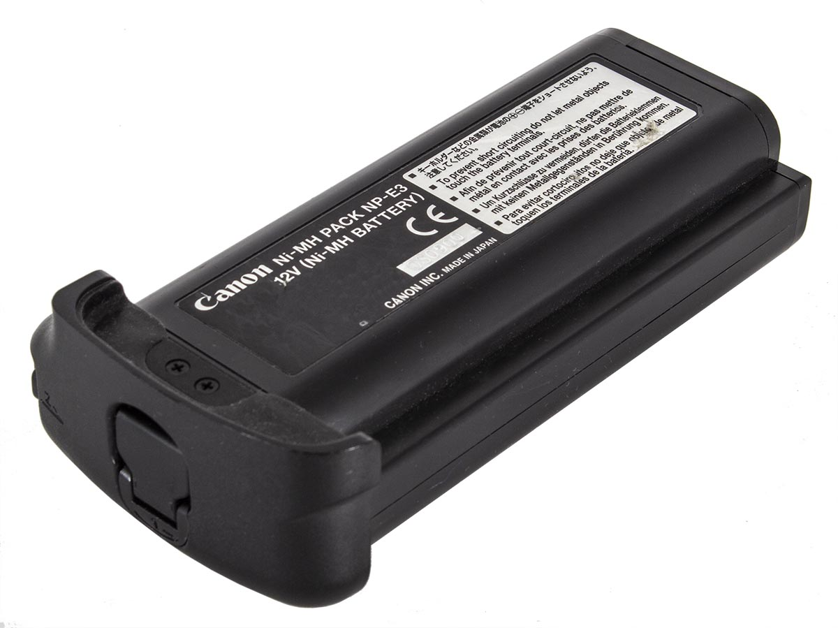 Canon NP-E3 Battery Pack