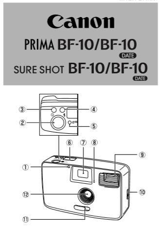 Sure Shot Multi Tele User Manual