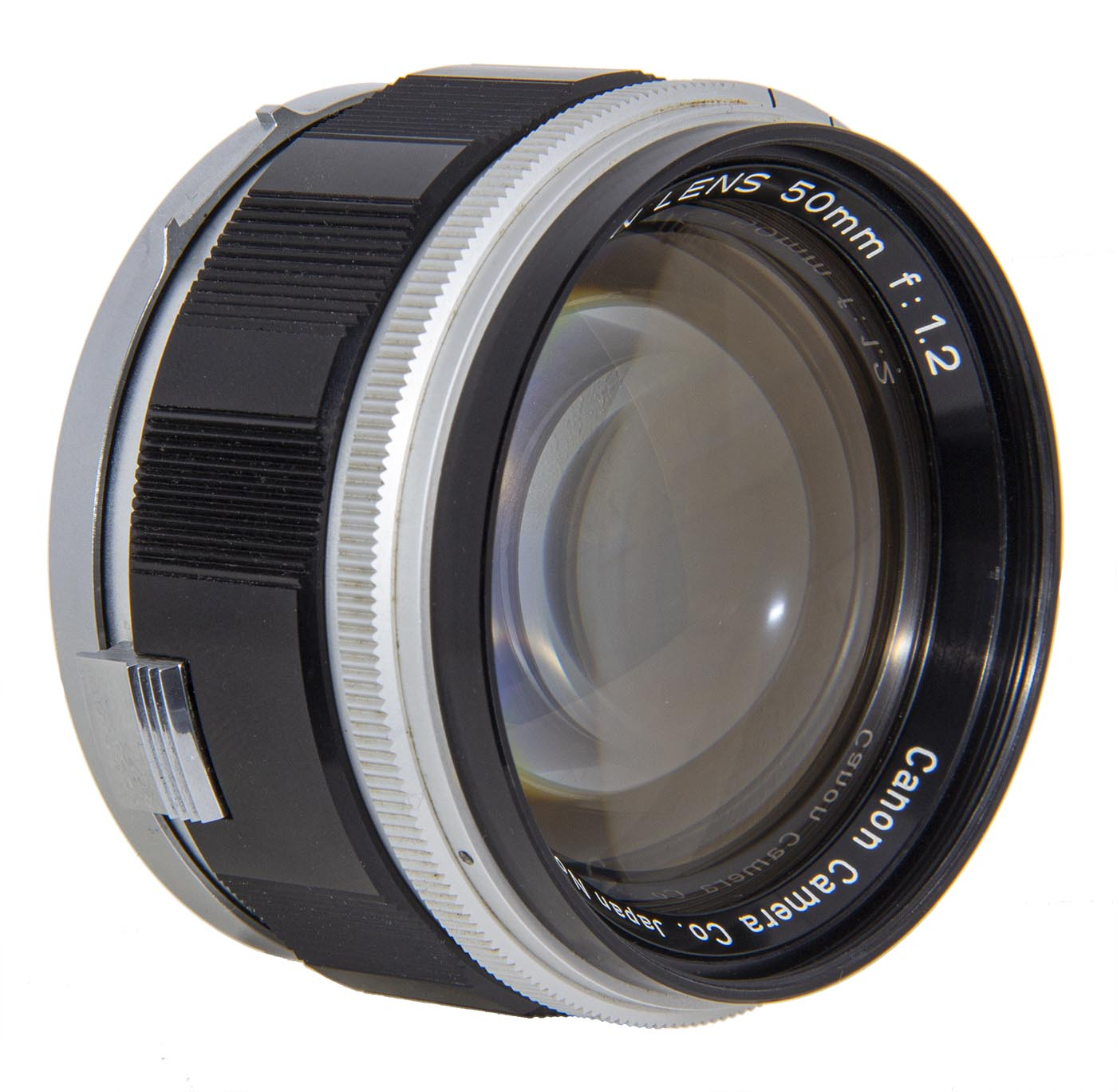 Canon S 50mm f/1.2 Lens
