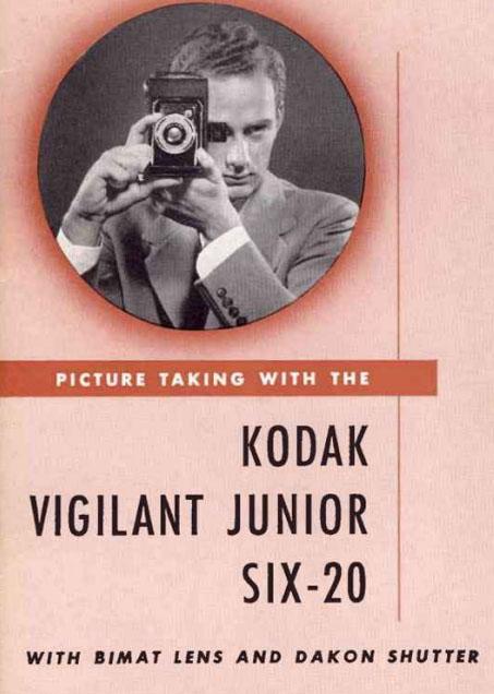 Kodak Vigilant Junior Six-20 User Manual
