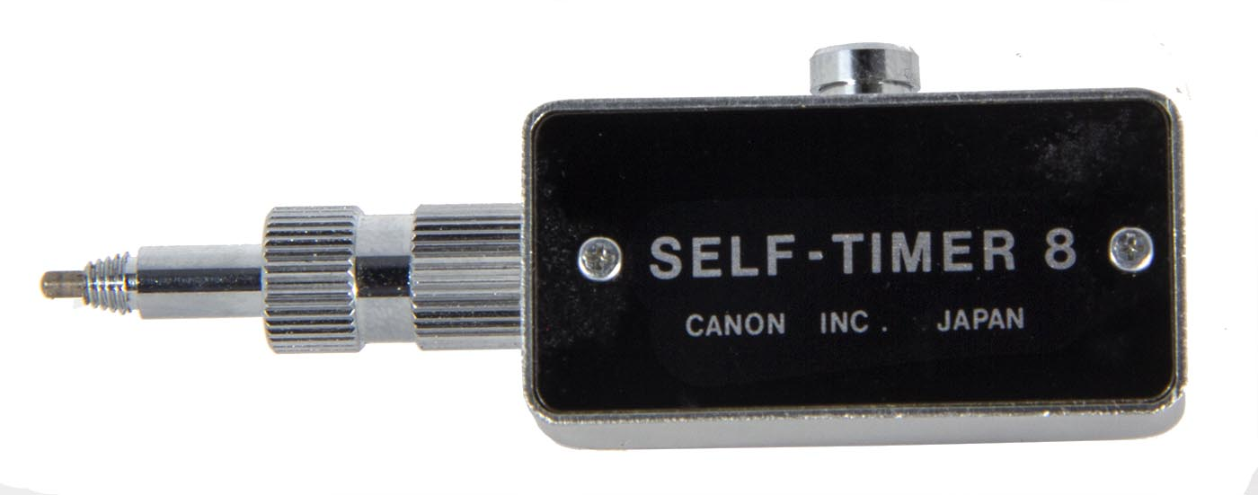 Canon Self-Timer 8