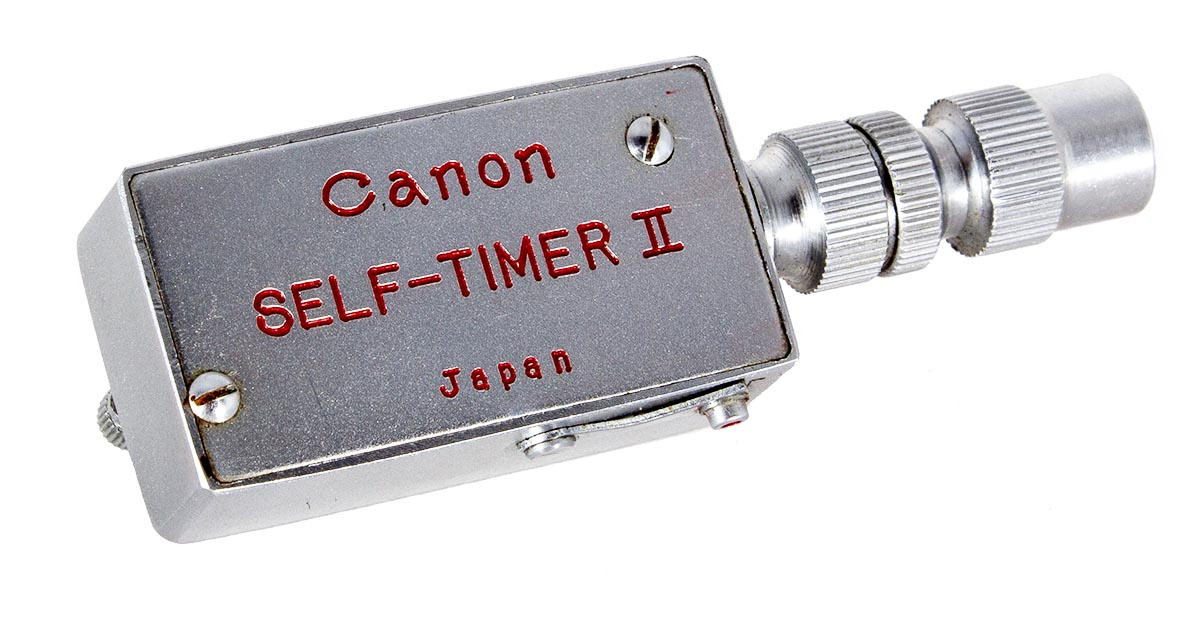 Canon Self-Timer II