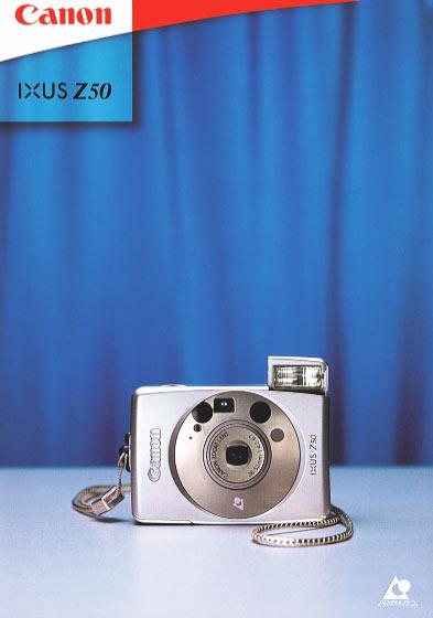 Canon Ixus Z50 Brochure
