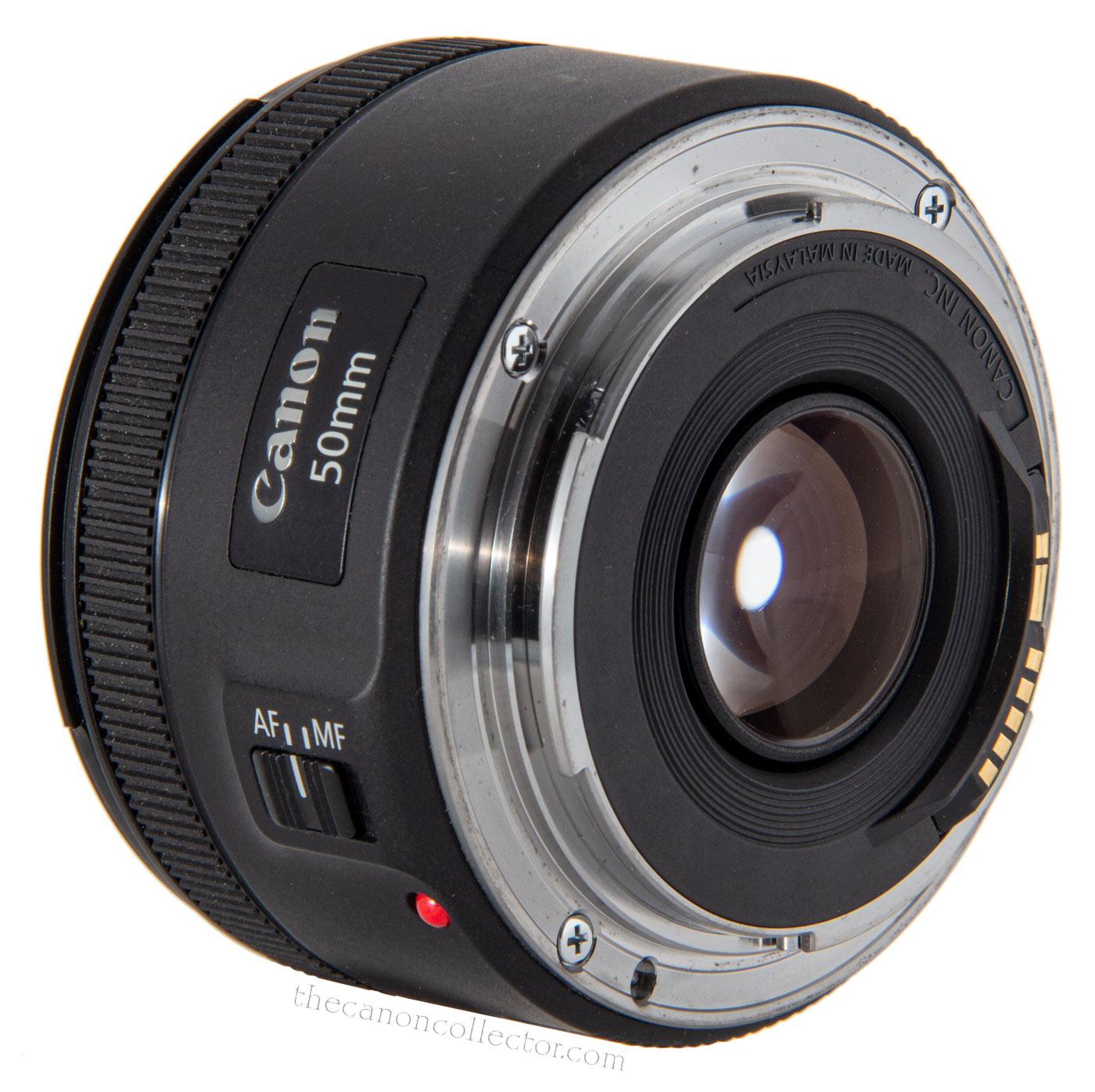 Canon 50mm f/1.8 STM Lens