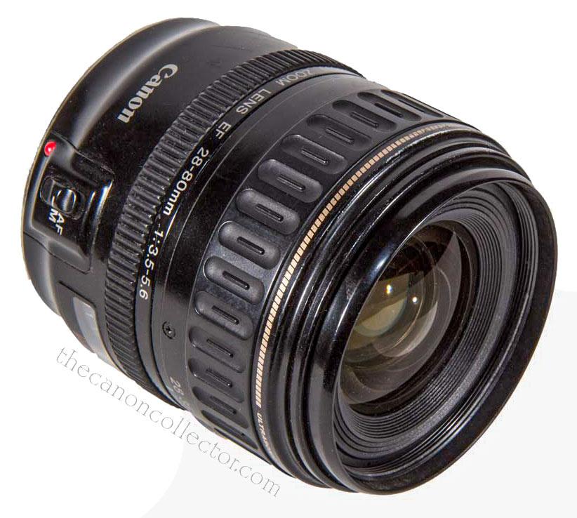 Canon EF 28-80mm f/3.5-5.6 USM Lens