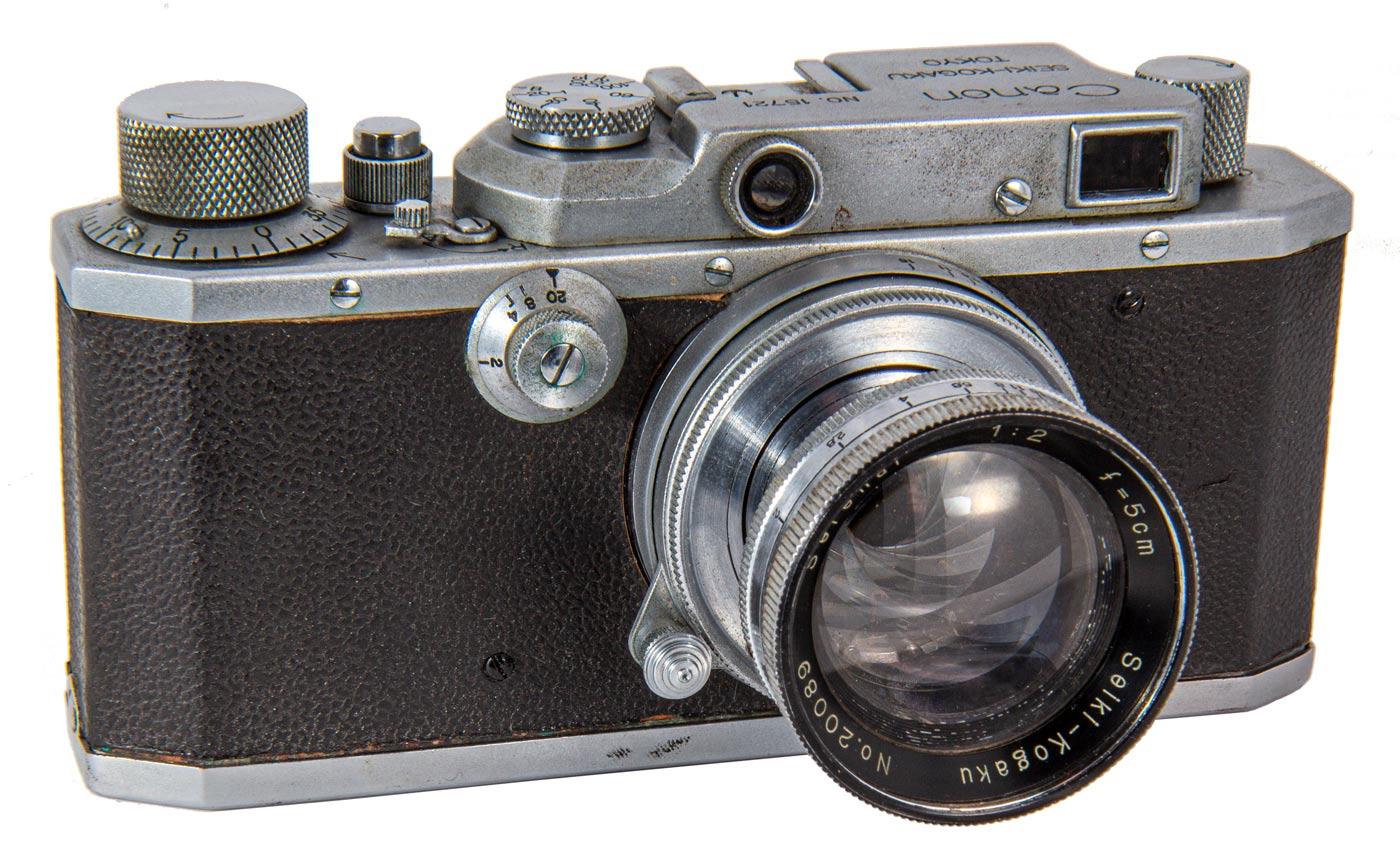 Canon Model S-II