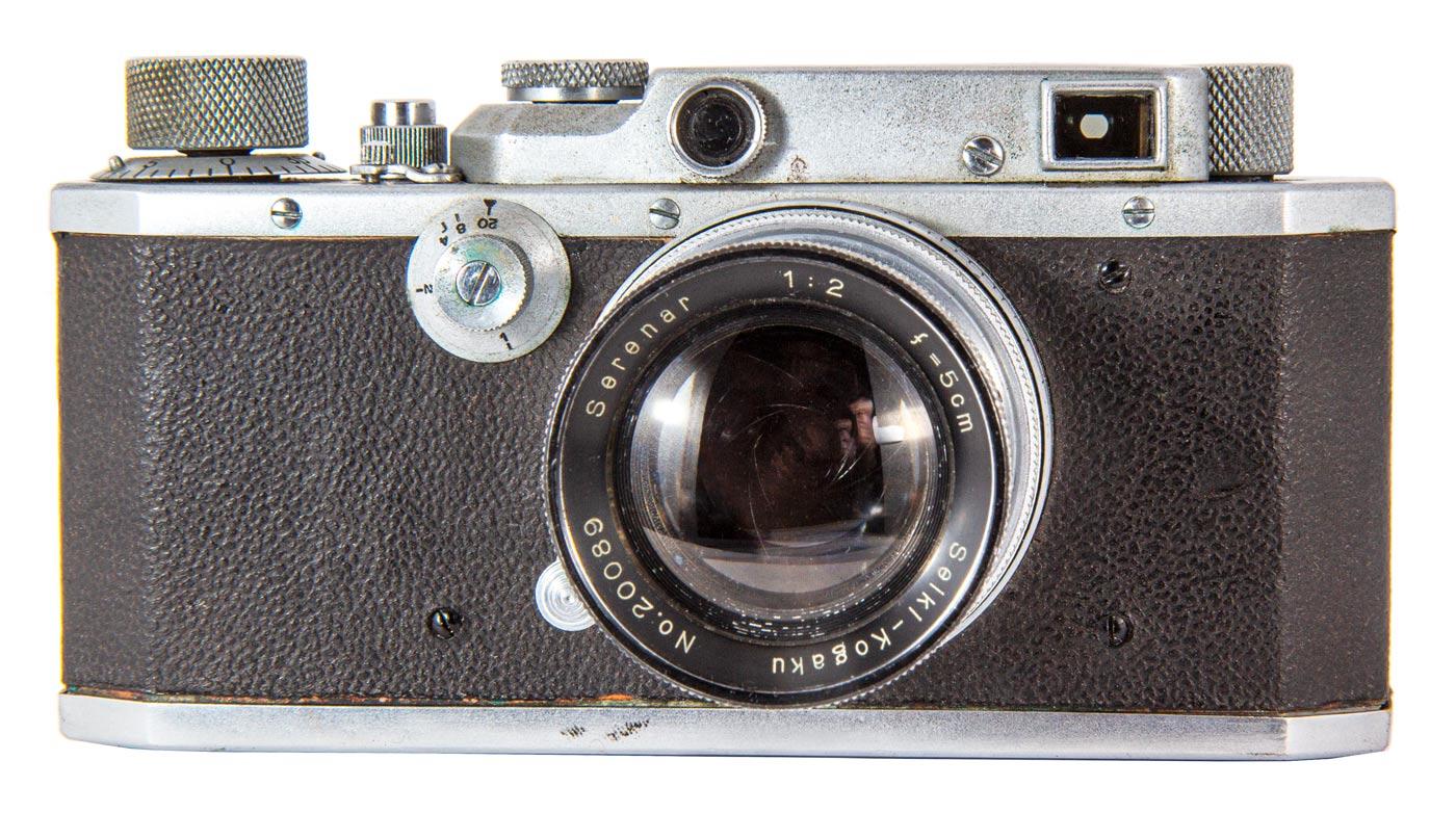 Canon Seiki-Kogaku S-II Camera