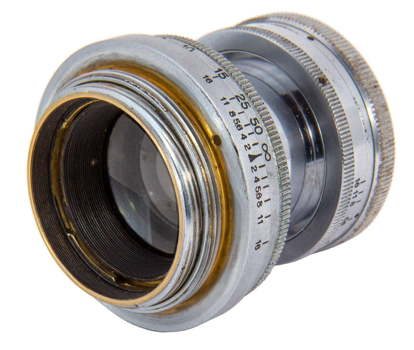 Canon Seiki-Kogaku 50mm f/2.0 Lens