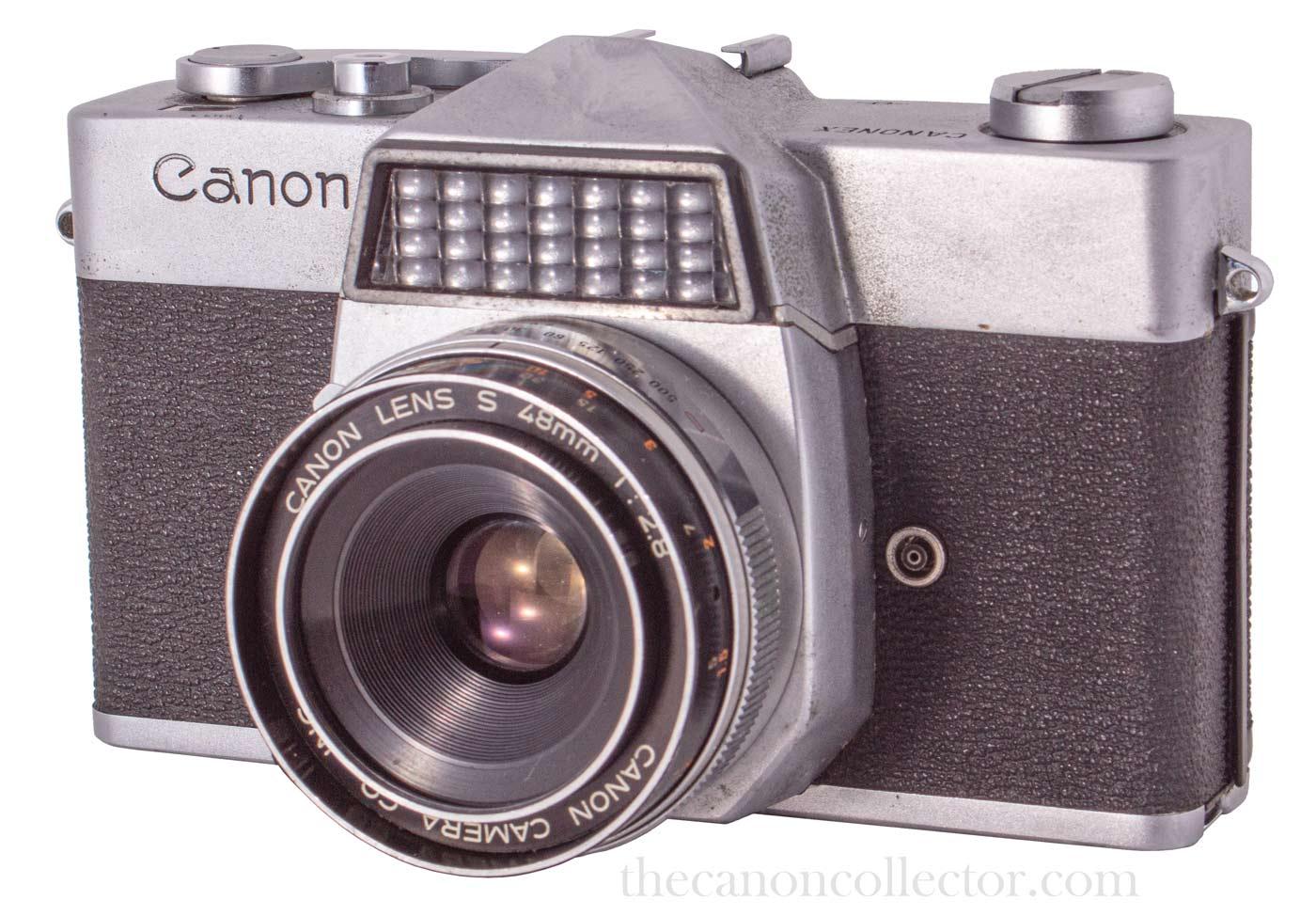 Canon Canonex Camera
