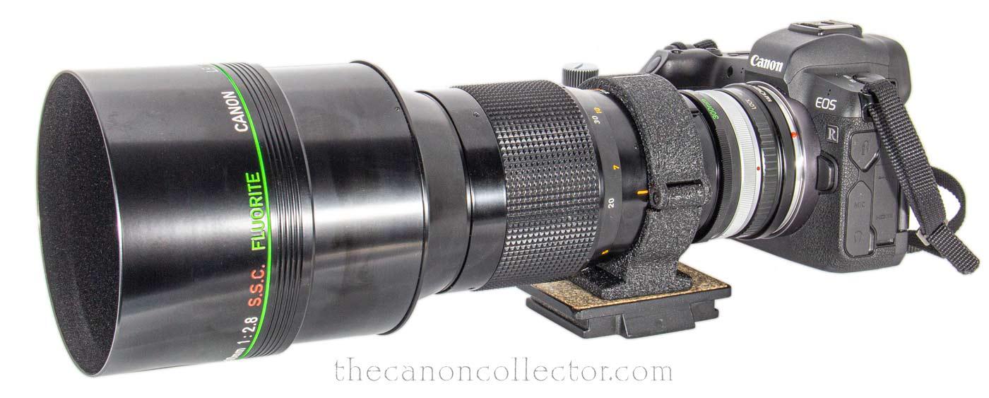 Canon 300mm f/2.8 S.S.C. Fluorite Lens