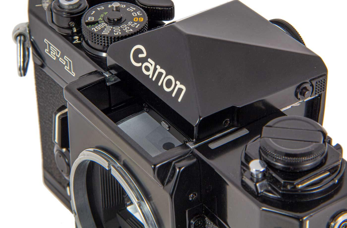Canon F-1 Eye Level Finder