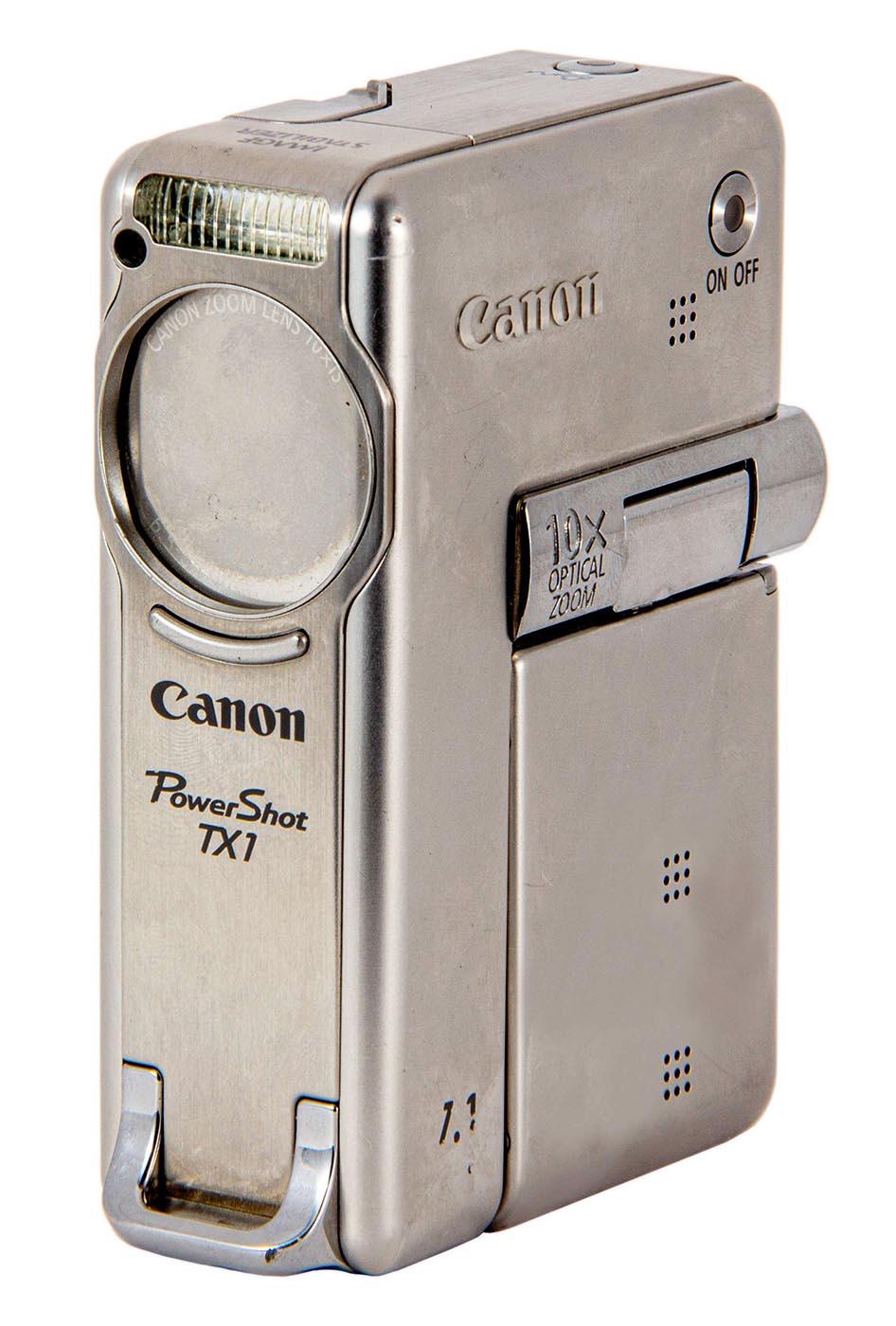 Canon PowerShot TX1 Camera