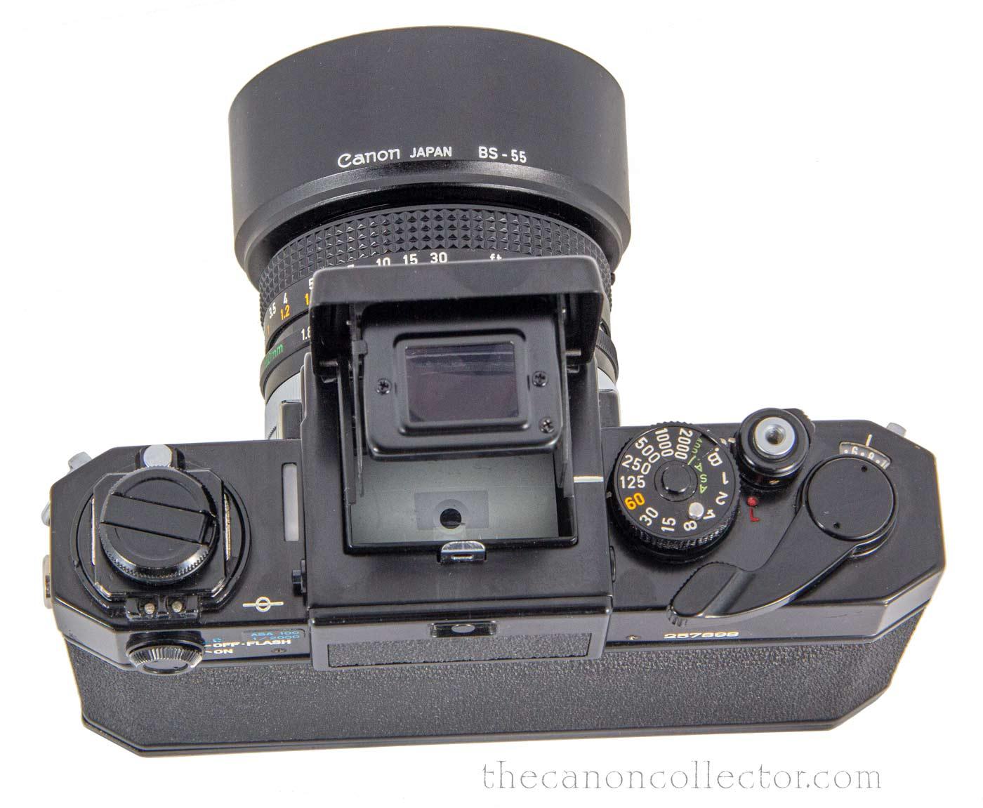 Canon F-1 Waist Level Finder