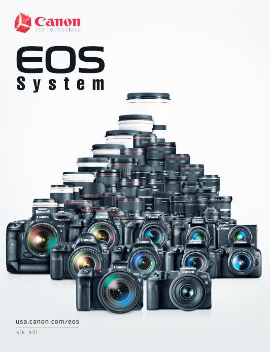 Canon EOS System Brochure
