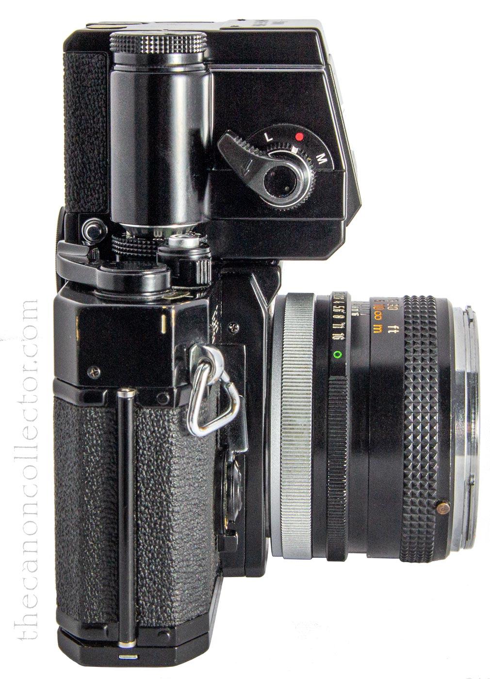 Canon Servo EE Finder