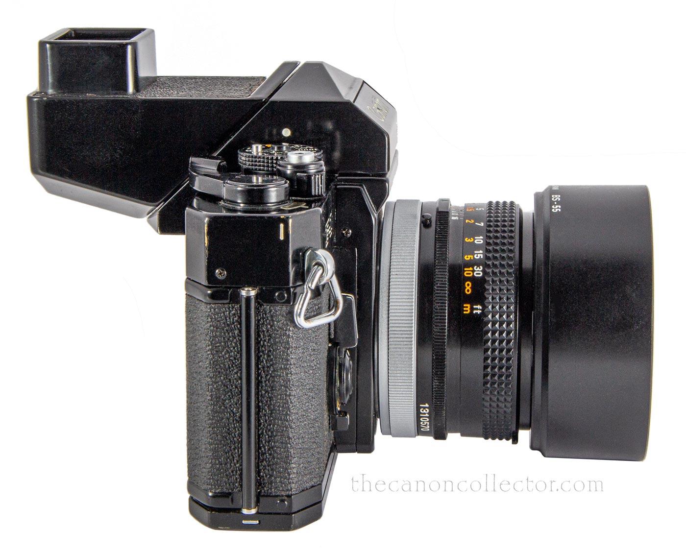 Canon Speed Finder