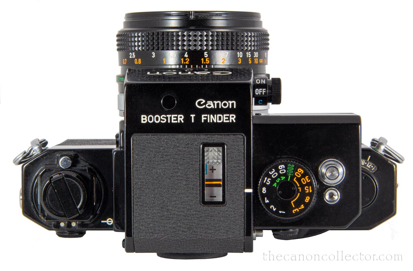 Canon Booster T Finder