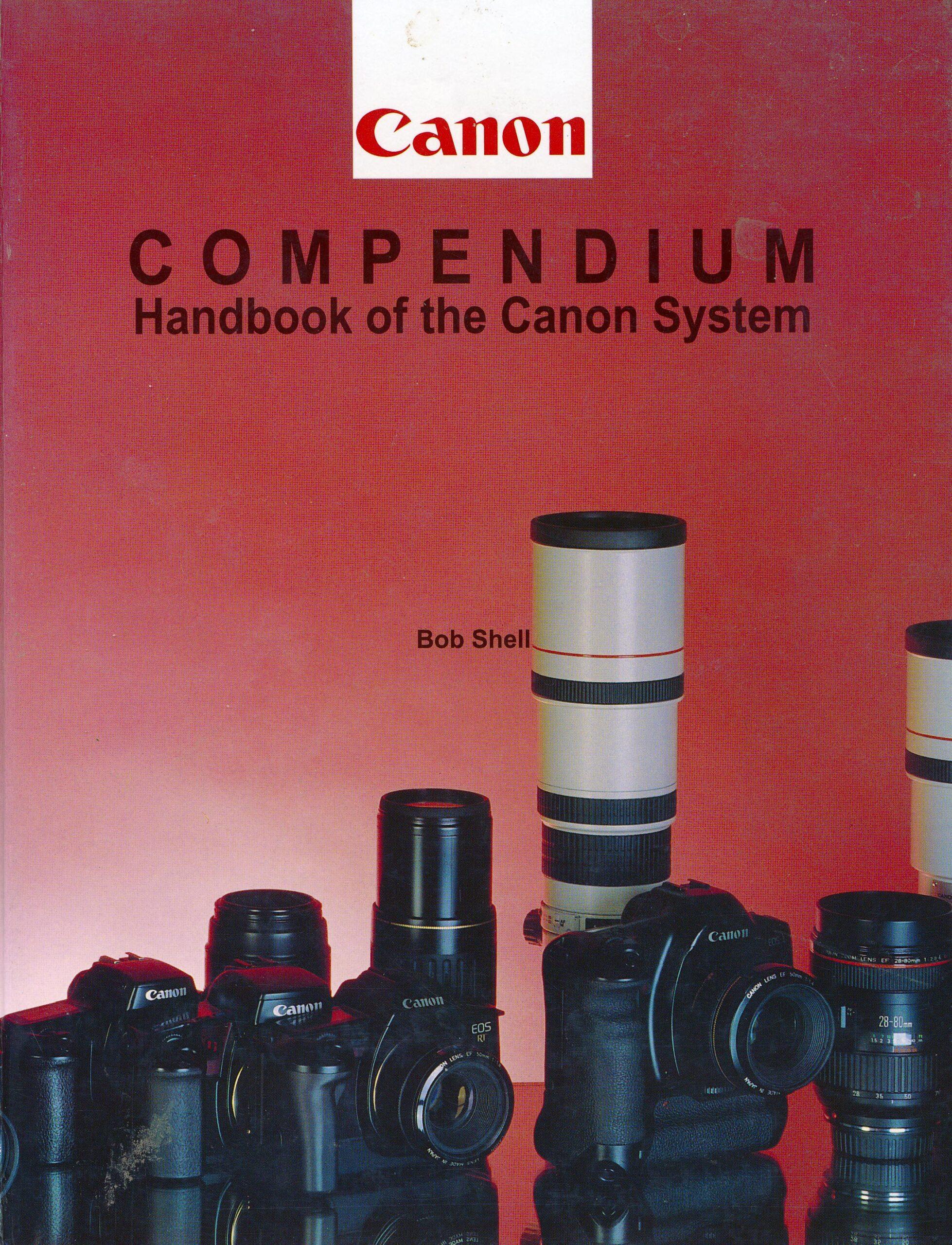 Canon Compendium Bob Shell
