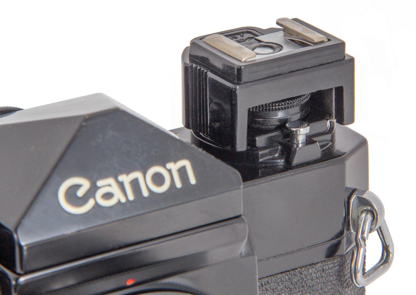 Canon Flash Coupler D