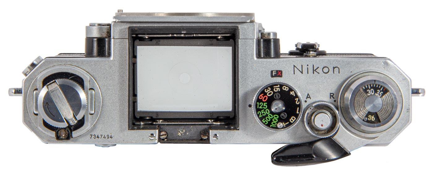 Nikon F Camera