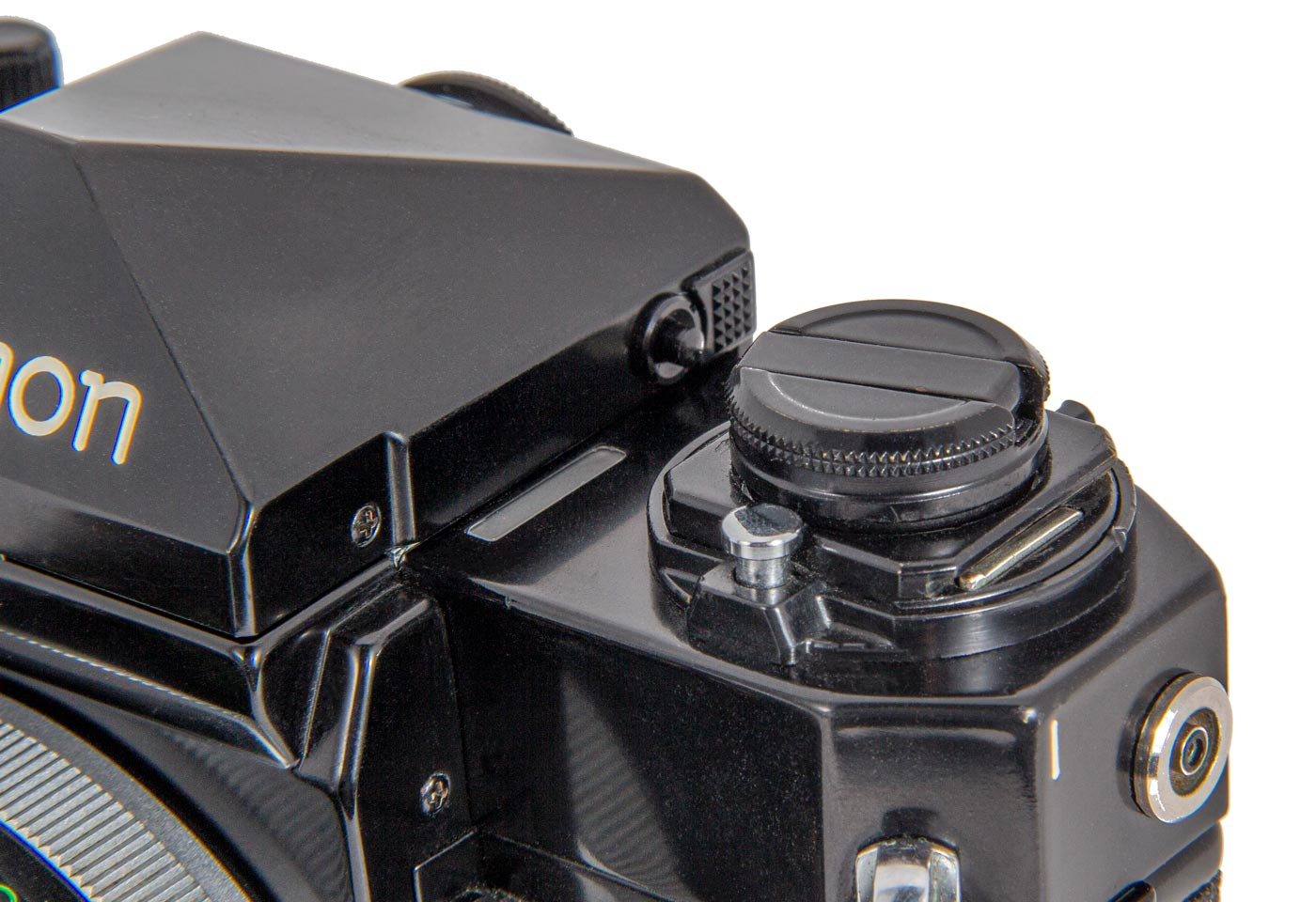 Canon F-1 Flash Coupler Mount