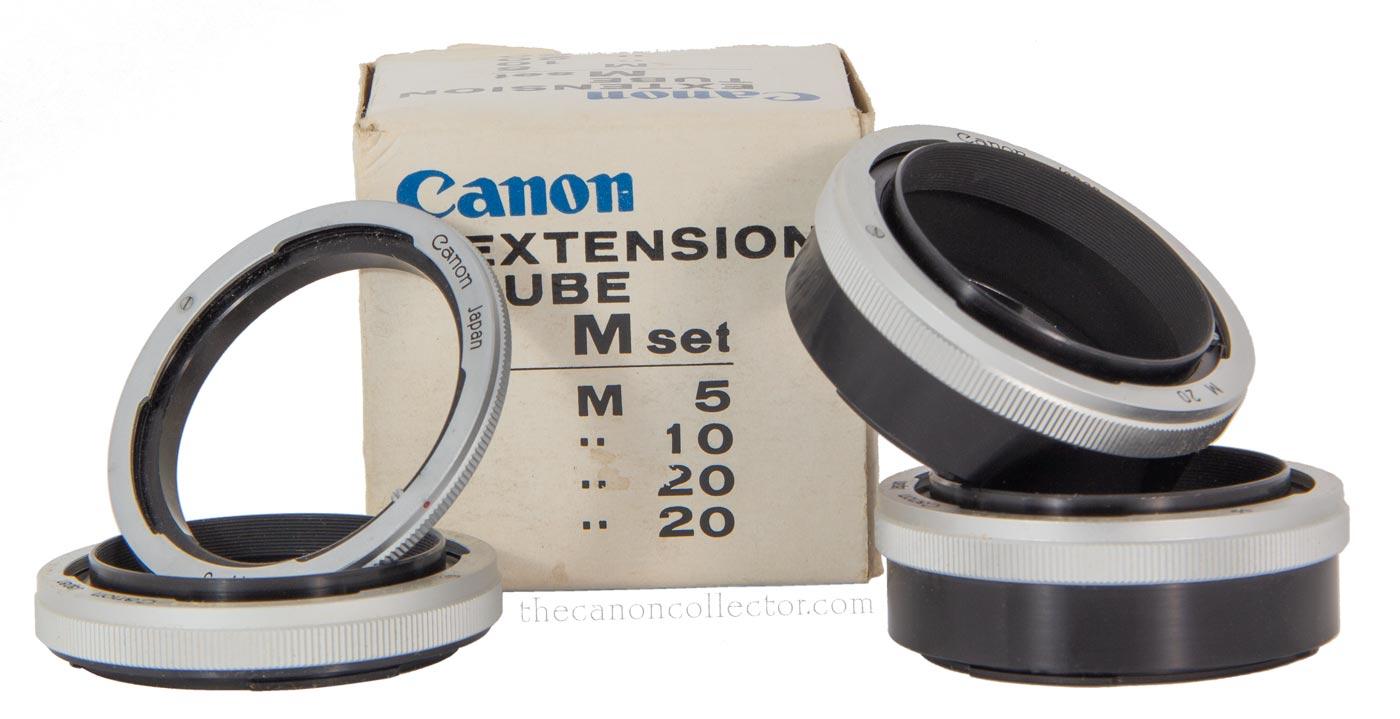 Canon Extension Tube M Set