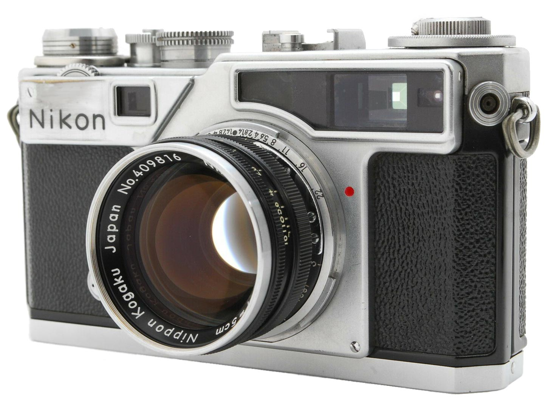 Nikon SP Rangefinder Camera